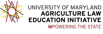UMD Agricultural Law Education Intiative